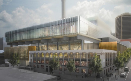 International Convention Centre artists impression