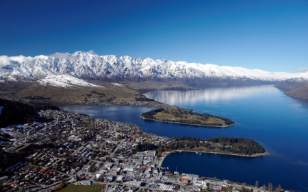 Queenstown Aerial Winter View DQ Small2