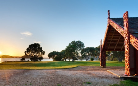 Waitangi Treaty Grounds Northland
